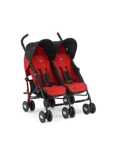 Chicco Chicco Echo Ikiz Bebek Arabası Renkli